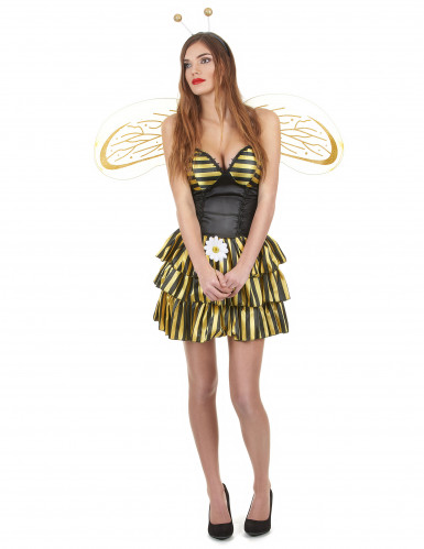 Costume per donna da ape