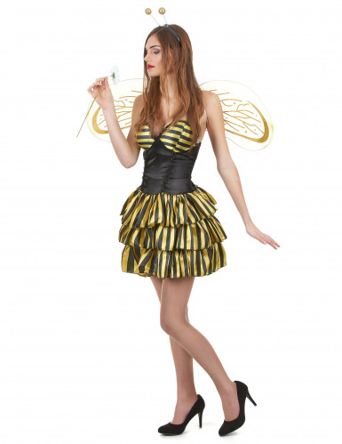 Costume per donna da ape-1