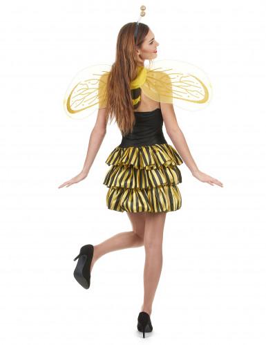 Costume per donna da ape-2