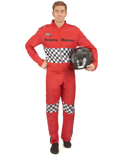 Costume da pilota da corsa