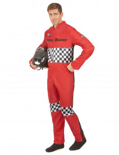 Costume da pilota da corsa-1