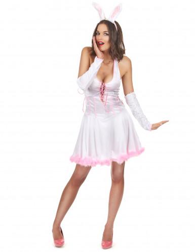 Costume donna sexy coniglietta