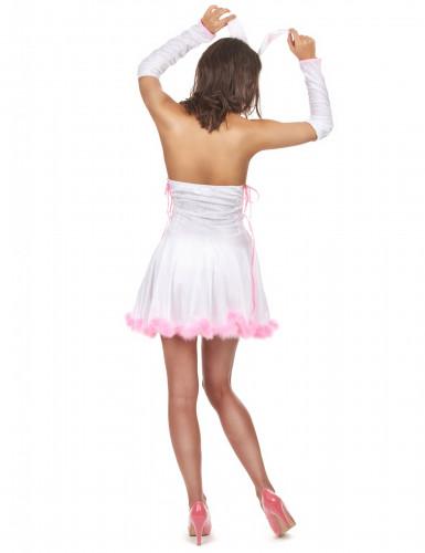 Costume donna sexy coniglietta-2