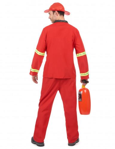 Costume da pompiere per uomo-2