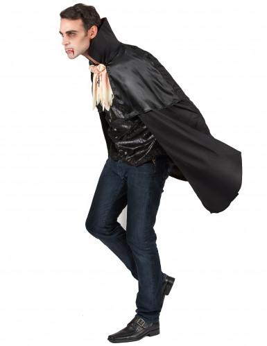Costume da vampiro nero per uomo-1