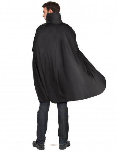 Costume da vampiro nero per uomo-2