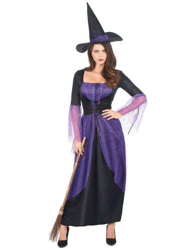 Costume strega elegante