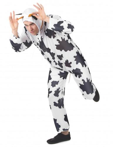 Costume per adulto da mucca-1
