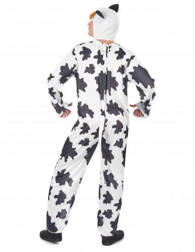 Costume per adulto da mucca-2