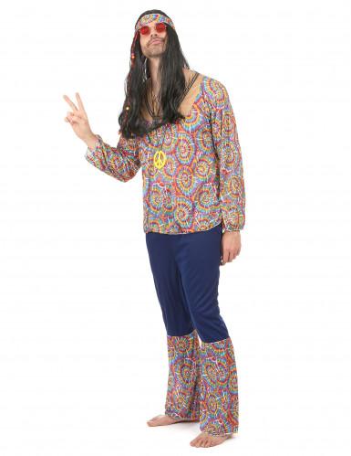 Vestito hippie adulto-1