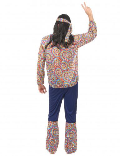 Vestito hippie adulto-2