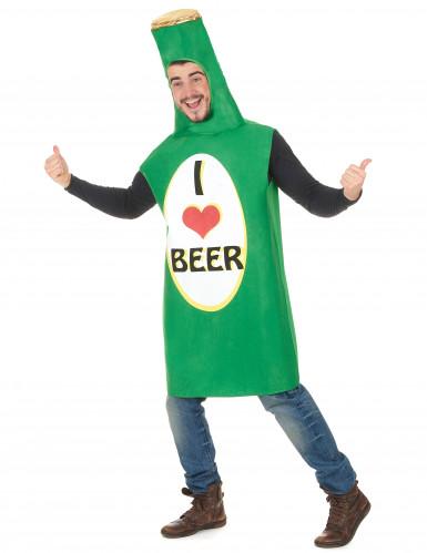 Costume da bottiglia di birra per adulto-1