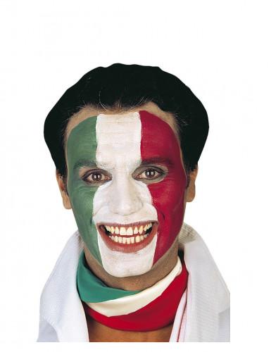Trucco per il viso bandiera Italia-1