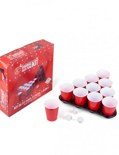 Il gioco del beer pong