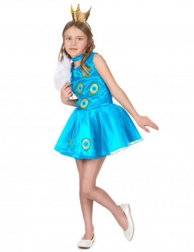 Costume da principessina pavone per bambina-1