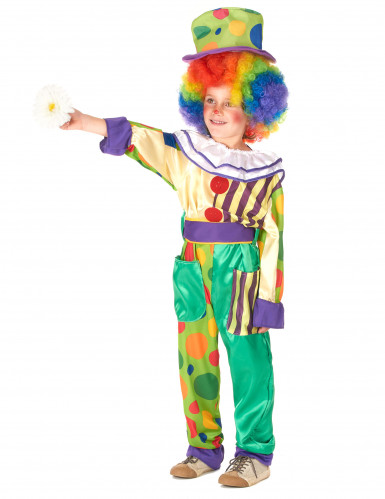 Costume da clown per bimbo-1