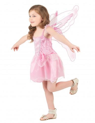 Costume da fatina rosa per bambina-1