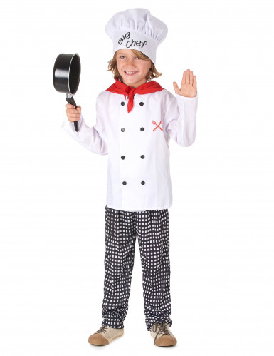 Costume per bambino da chef-1