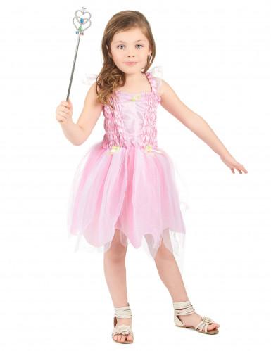 Costume da principessa delle fatine per bambina