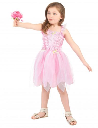 Costume da principessa delle fatine per bambina-1
