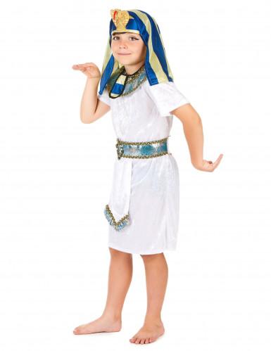 Costume da faraone dell'antico Egitto per bambino-1