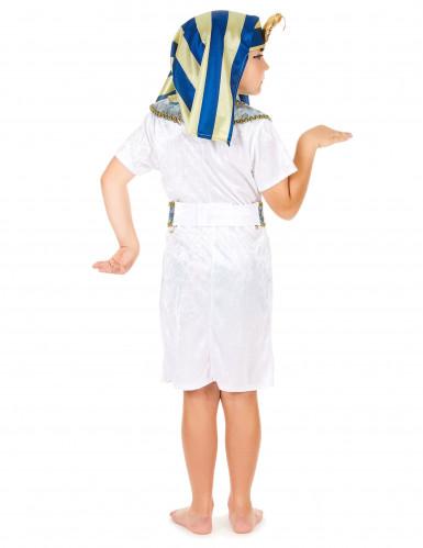 Costume da faraone dell'antico Egitto per bambino-2
