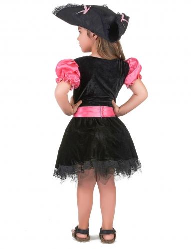 Costume di Carnevale da pirata per bambina-2