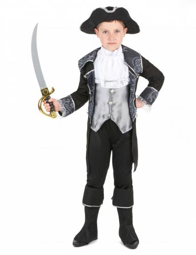 Costume elegante da pirata per bimbo
