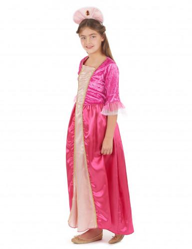 Costume principessa di corte per bambina-1