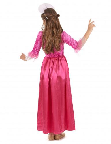 Costume principessa di corte per bambina-2