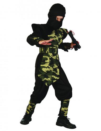 Costume ninja da ragazzo