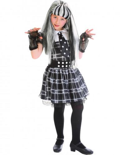 Costume Halloween per bambina Piccolo Mostro