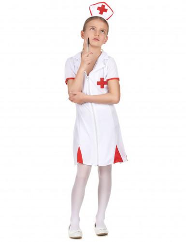 Costume da piccola infermiera