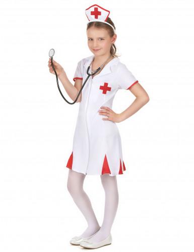 Costume da piccola infermiera-1