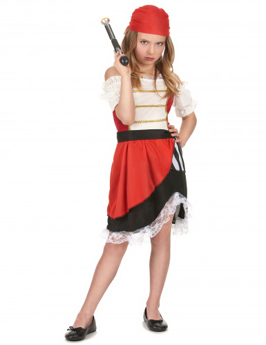 Costume piratessa per bambina