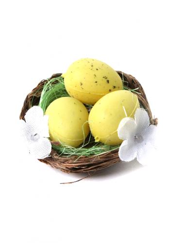 2 decorazioni nidi di Pasqua-1