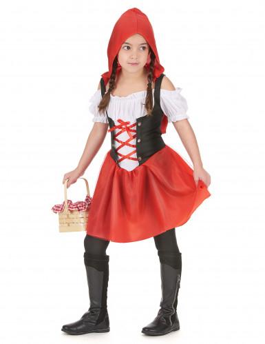 Costume da Cappuccetto Rosso per bambina-1