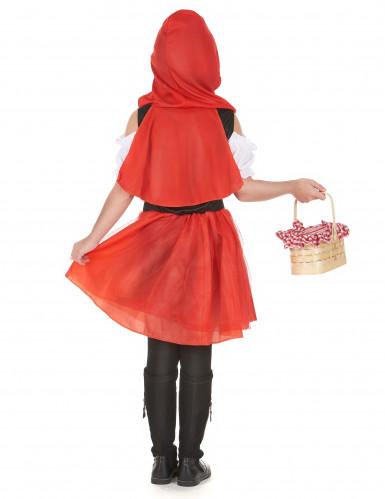 Costume Cappuccetto Rosso bimba-2