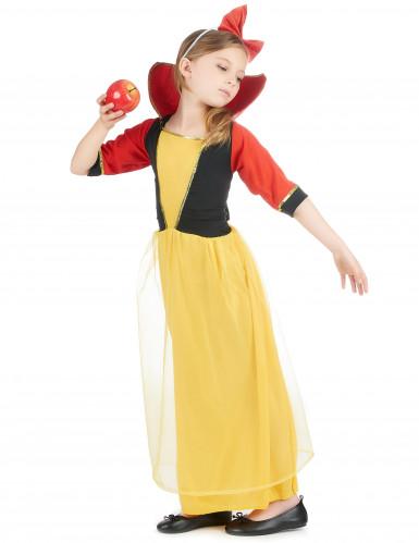 Costume da principessa delle favole per bimba-1