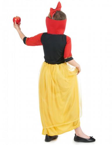 Costume da principessa delle favole per bimba-2