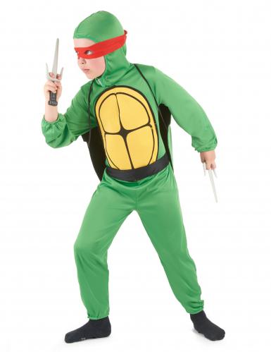 Costume da tartaruga guerriera per bambino-1