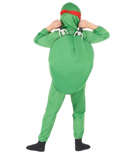 Costume da tartaruga guerriera per bambino-2
