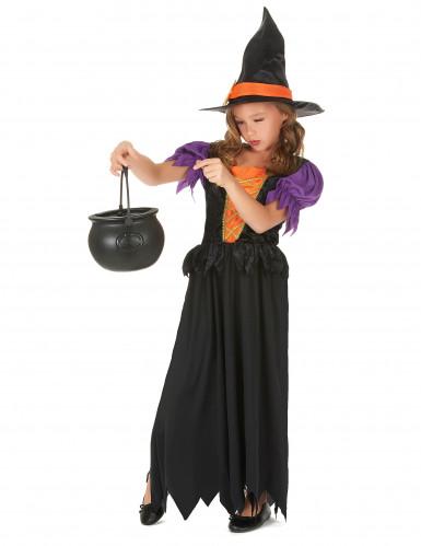 Costume da strega per bambina-1