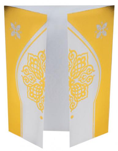 6 Cartoncini invito matrimonio stile orientale