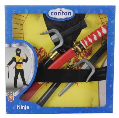 1 set completo da ninja-1