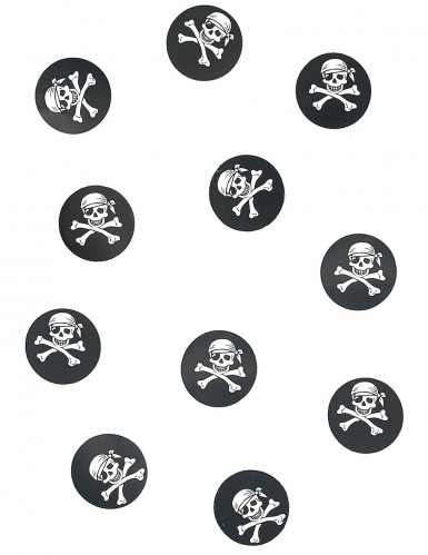 150 coriandoli da tavola a tema pirati