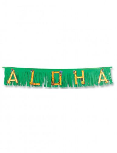 Ghirlanda aloha verde