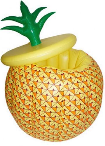 Portaghiaccio gonfiabile ananas