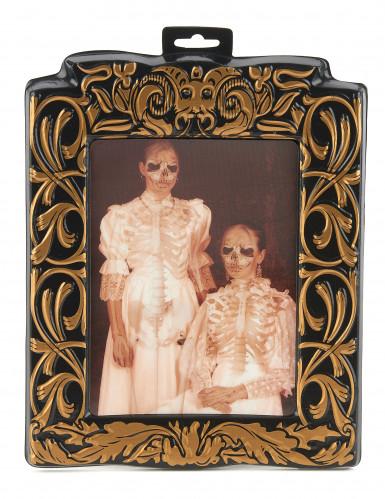 Ritratto lenticolare decorazione per Halloween