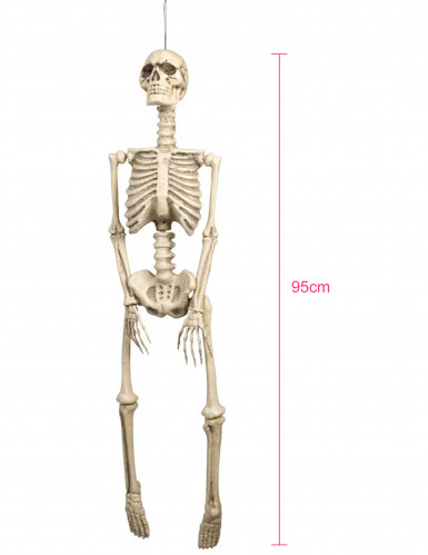 Decorazione a forma di scheletro per Halloween-1